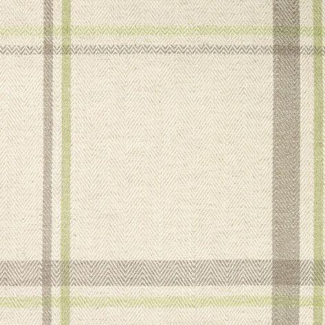 Bon Fabrics · LOXLEY CHECK APPLE UPHOLSTERY FABRIC | LAURA ASHLEY
