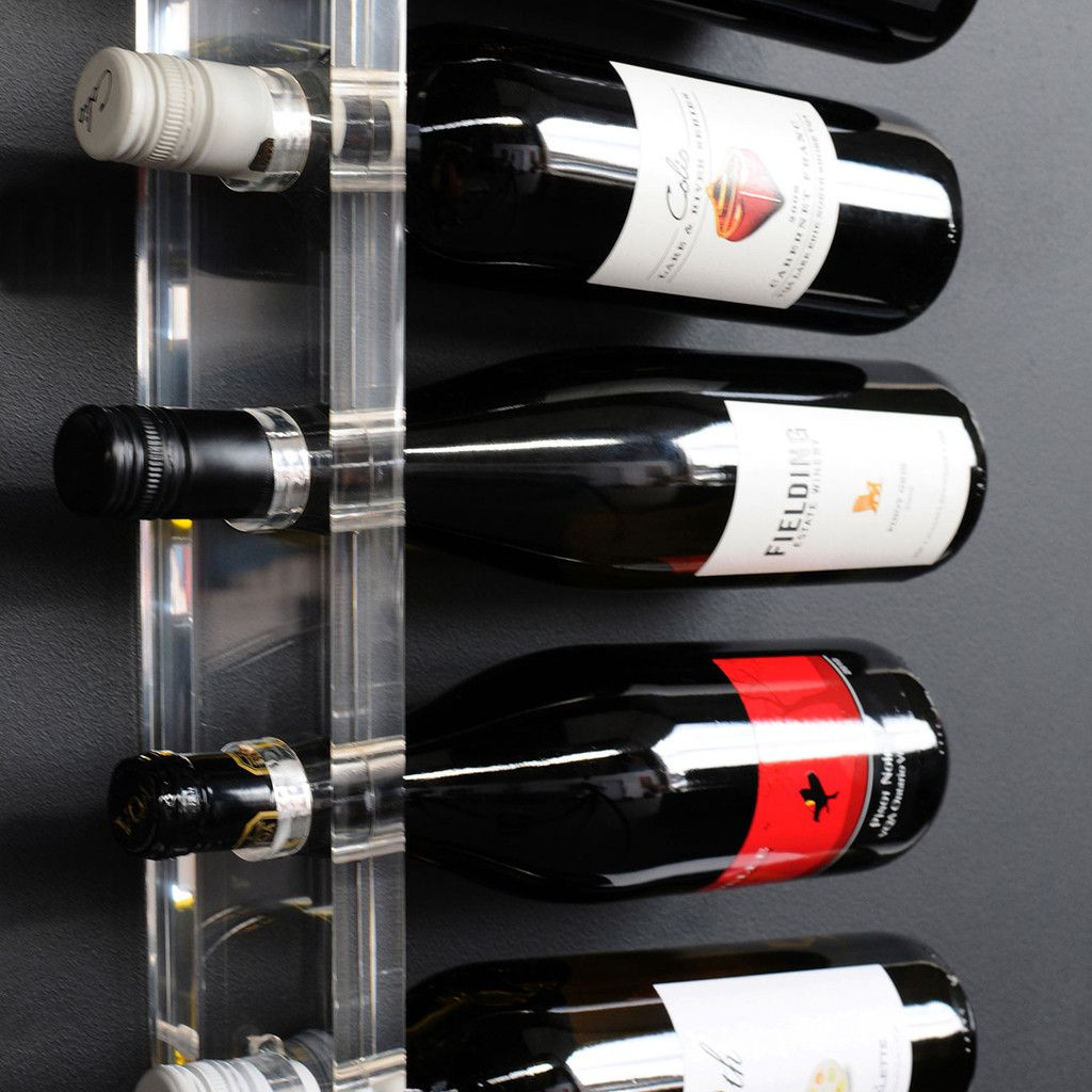 Acrylic Wine Holder Accessories Gus Modern House Needs