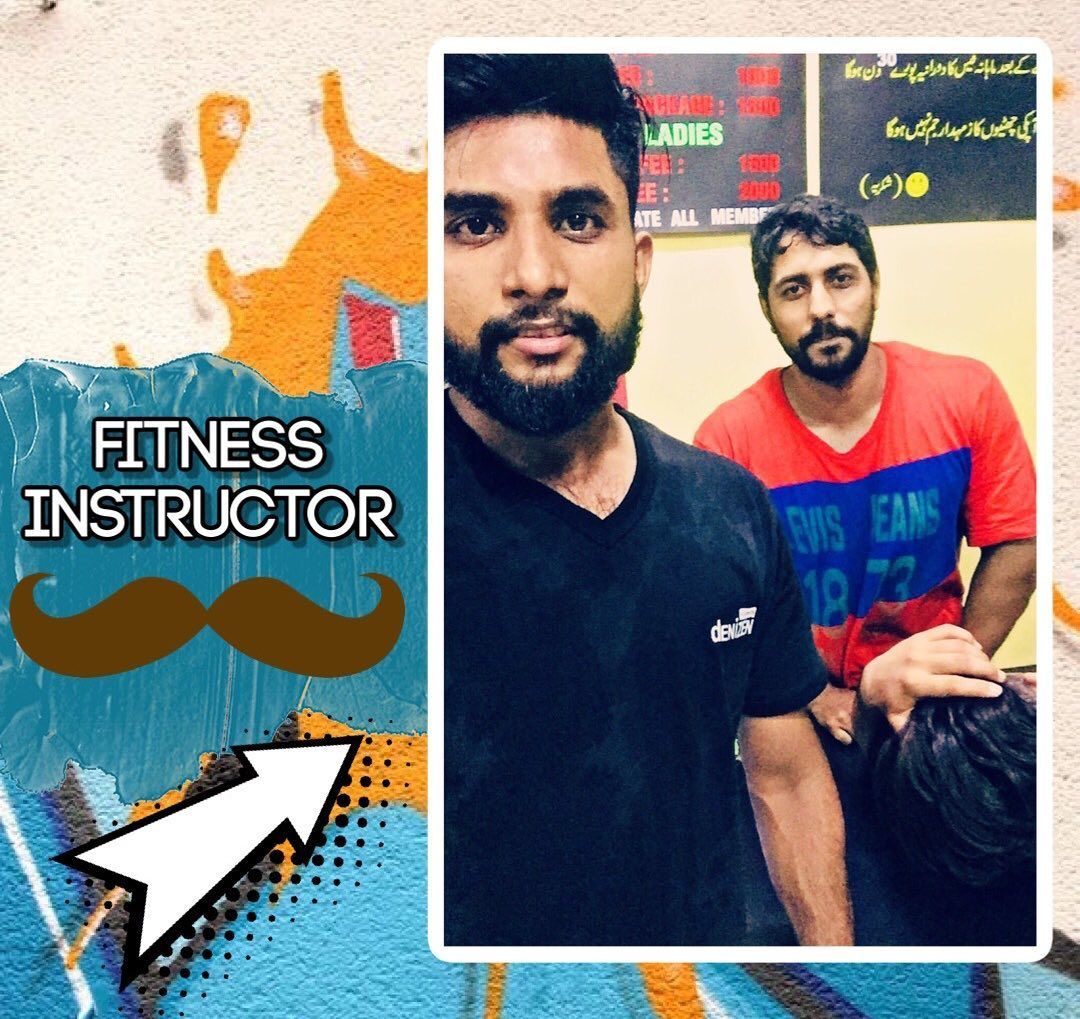 fitness instructor..! 👍✌🏻💪🏋🏻♂️🥊🥋 #fitness  #instructor  #fitnessinstructor  #fitnessl...