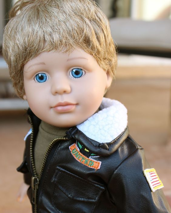 (28213) Looking for an American Girl 18 Inch Boy Doll, Try Harmony Club Dolls. Our premium 18 inch dolls are the same size as American Girl. Our dolls have… | Pinterest