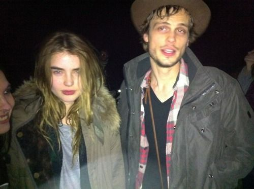 ali michael and matthew gray gubler resmi | Ali Micheal