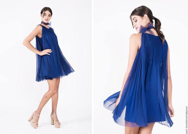 5f302e0ddb Moda vestidos de verano para fiestas 2017. Moda verano 2017.