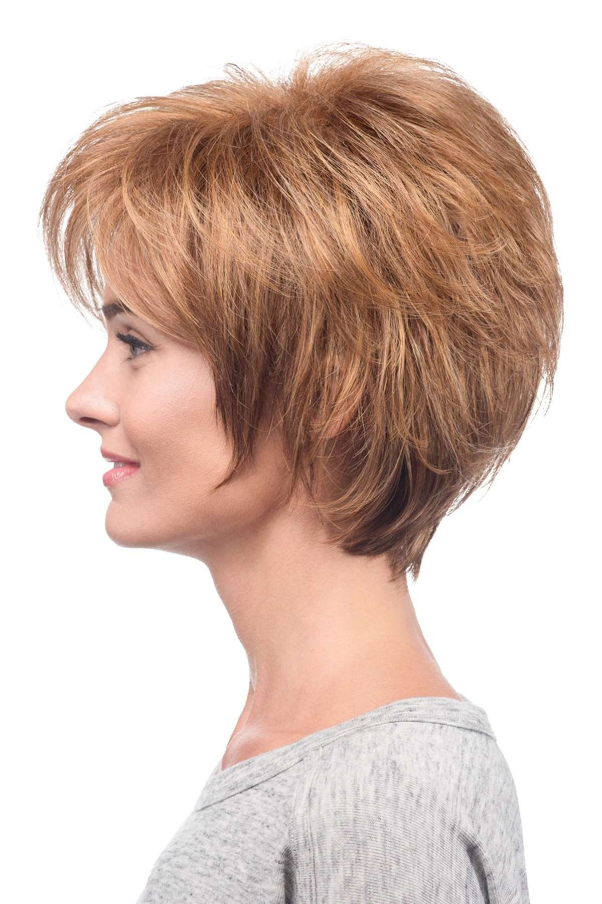 Carina synthetic wig traditional cap front hair