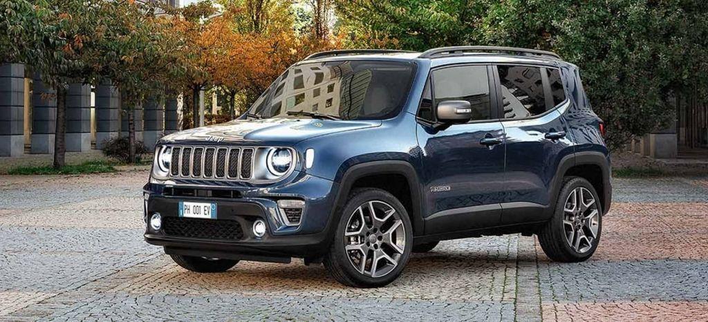 240 Cv 4x4 E Hibrido Enchufable El Jeep Renegade 4xe Ya Tiene Precio En Espana En 2020 Jeep Renegade Jeep