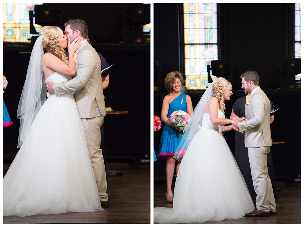 Outer Edge Stage Wedding Appleton WI Photographer