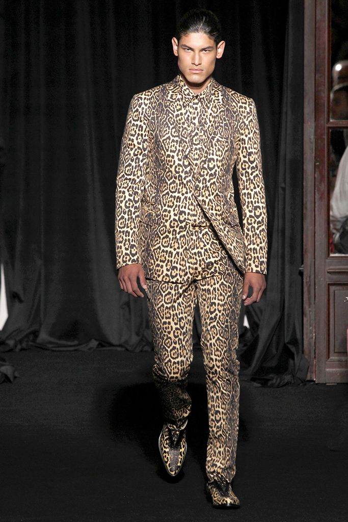 Givenchy Spring 2011 Menswear - Collection - Gallery - Style.com