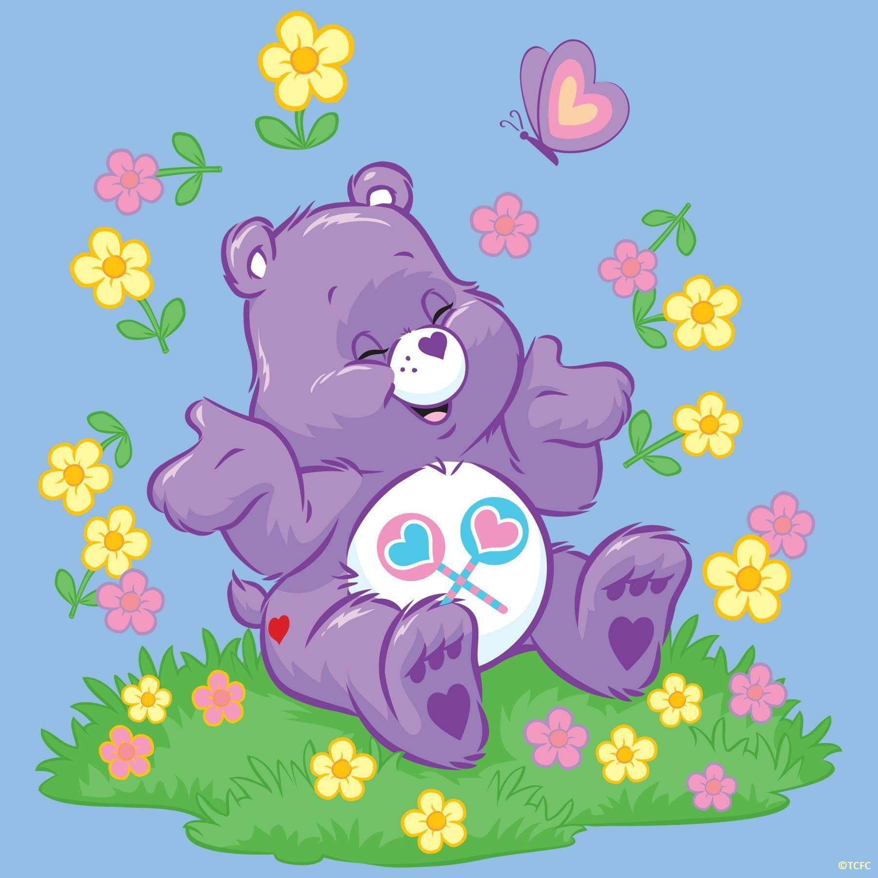 Care Bears Wallpaper: Care Bears, Care Bear Party