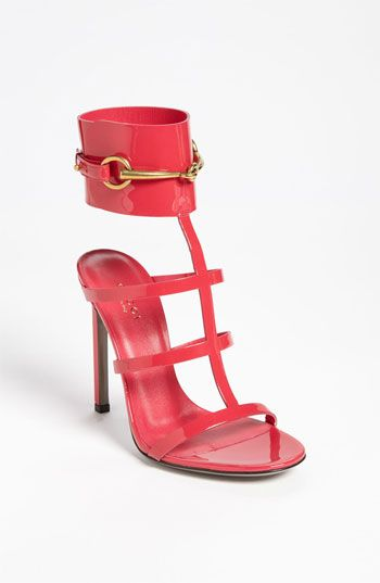 3e985fbe818 Gucci  Ursula  Sandal available at Nordstrom  850--- Ouch! Blisters on my  wallet!