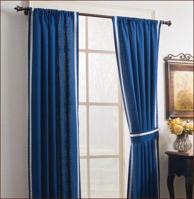 cortinas para salas - Buscar con Google Ideas para el hogar - ideas de cortinas para sala