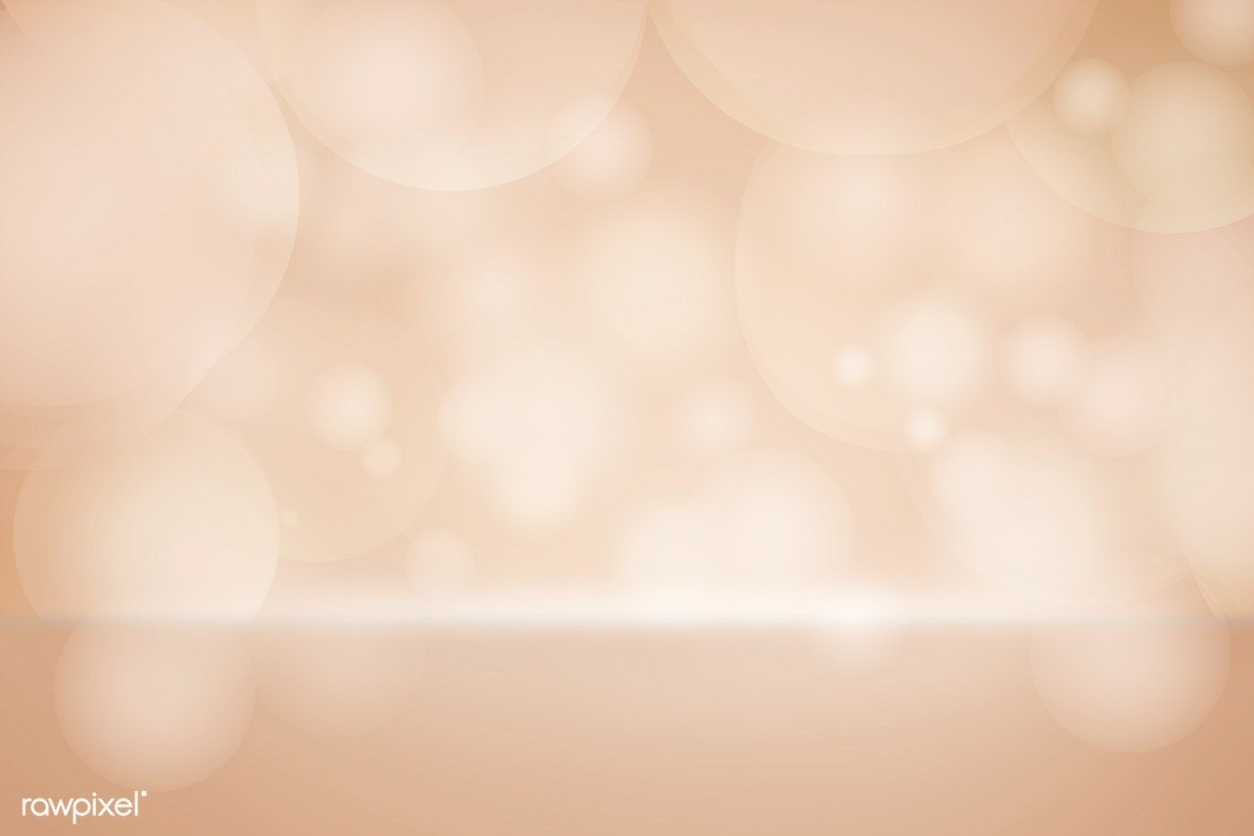 Brown Bokeh Textured Plain Background Free Image By Rawpixel Com