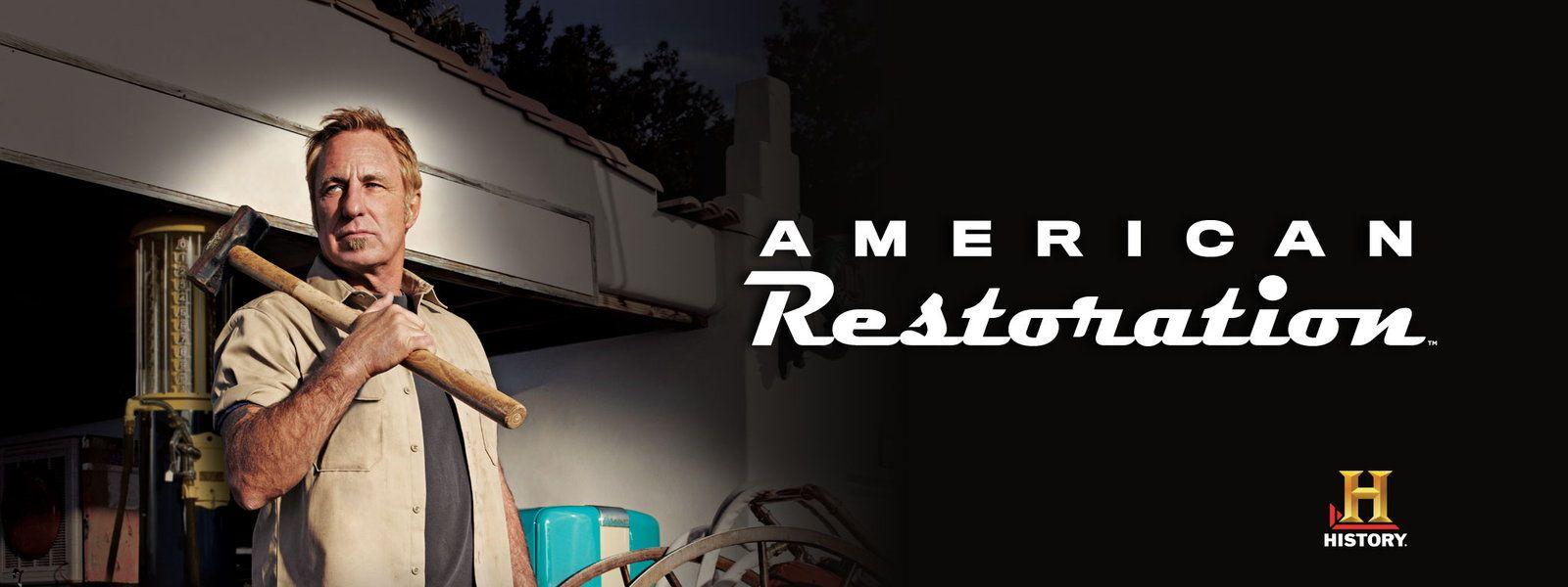 Watch American Restoration online Free Hulu American