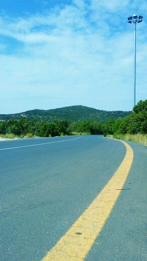 منتزه القرعا Country Roads Road Country