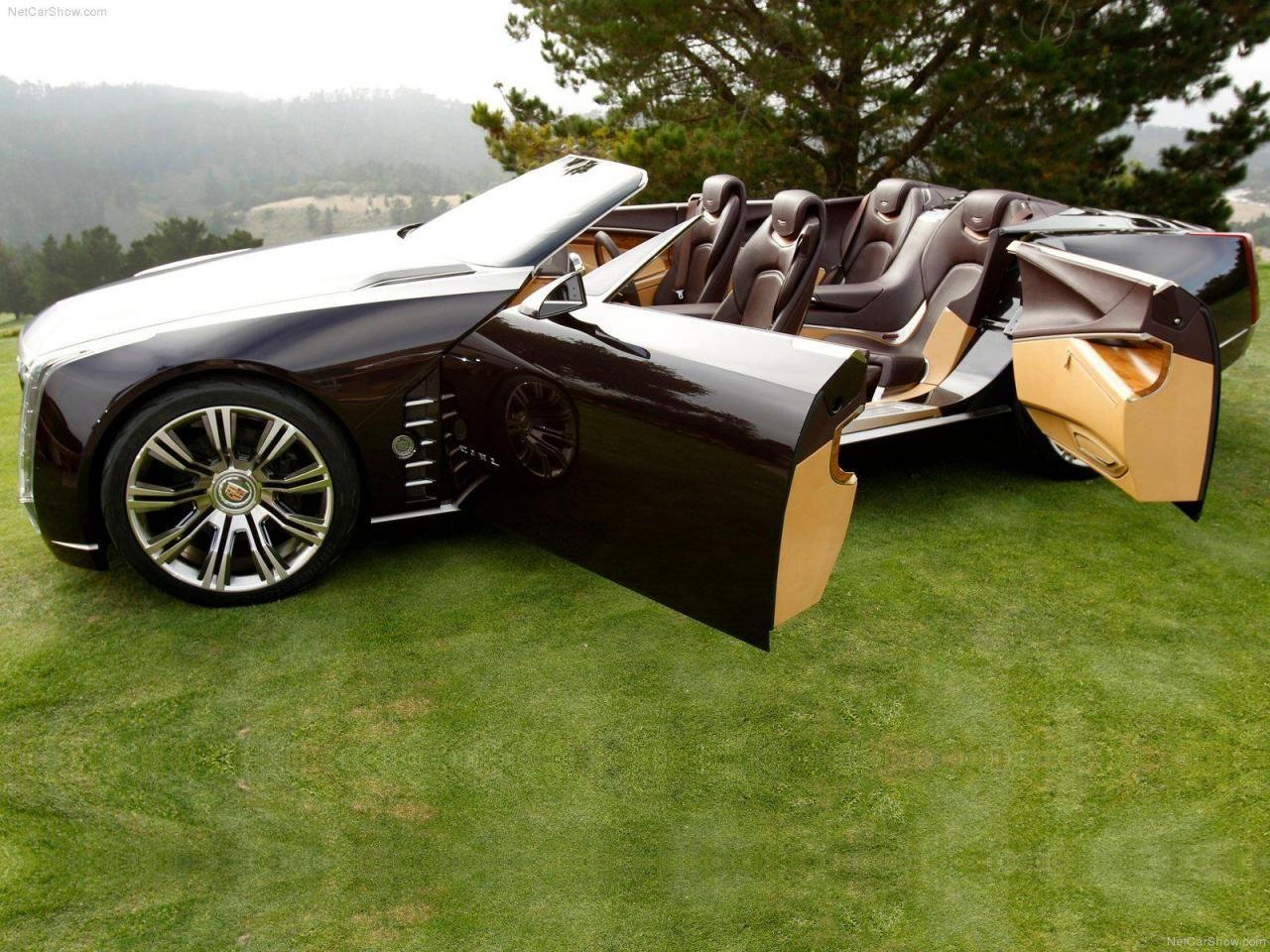 Cadillac Ciel Concept Concept Cars Pinterest Cars Cadillac