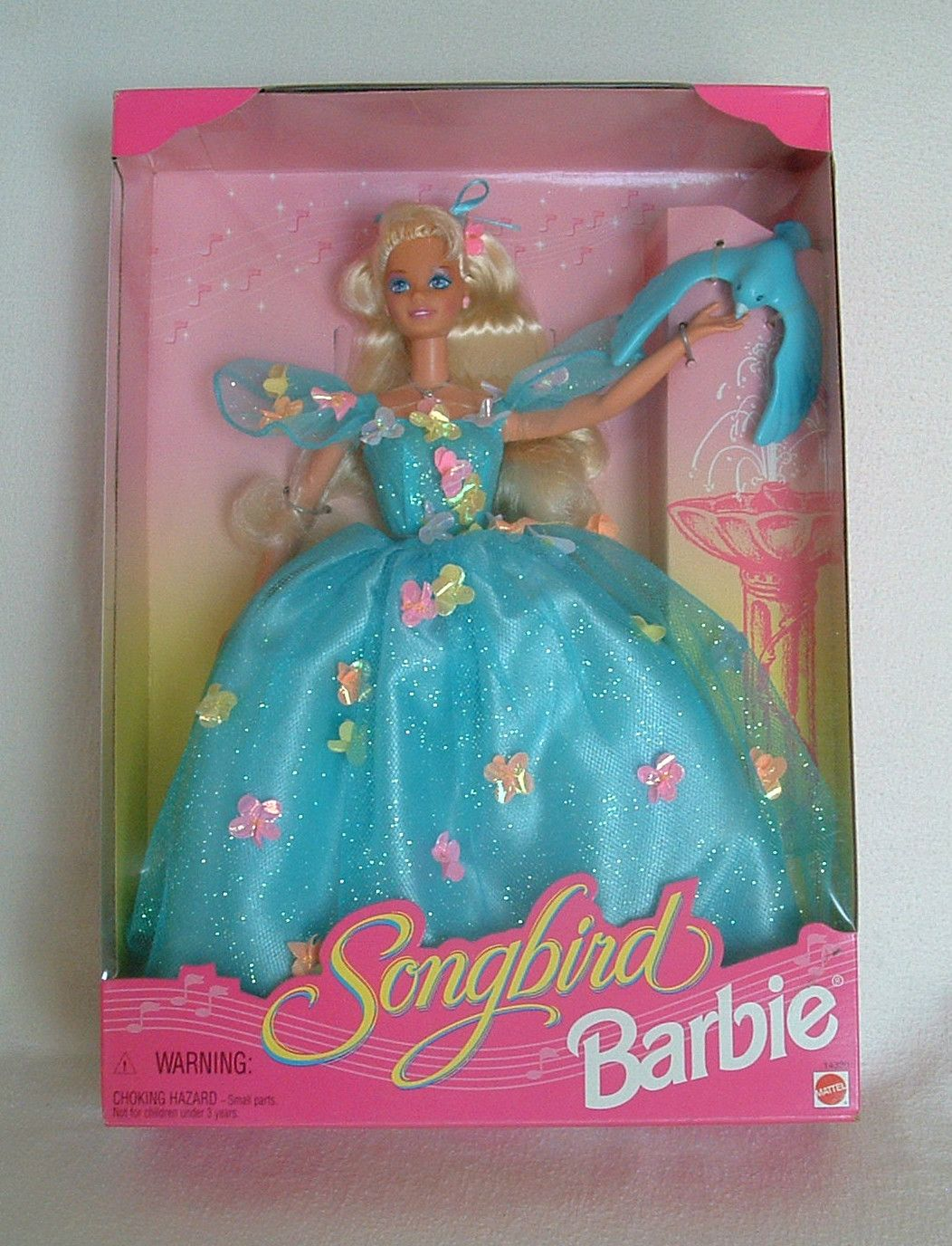 Songbird Barbie Doll 1995 I Had One Of These My Generation