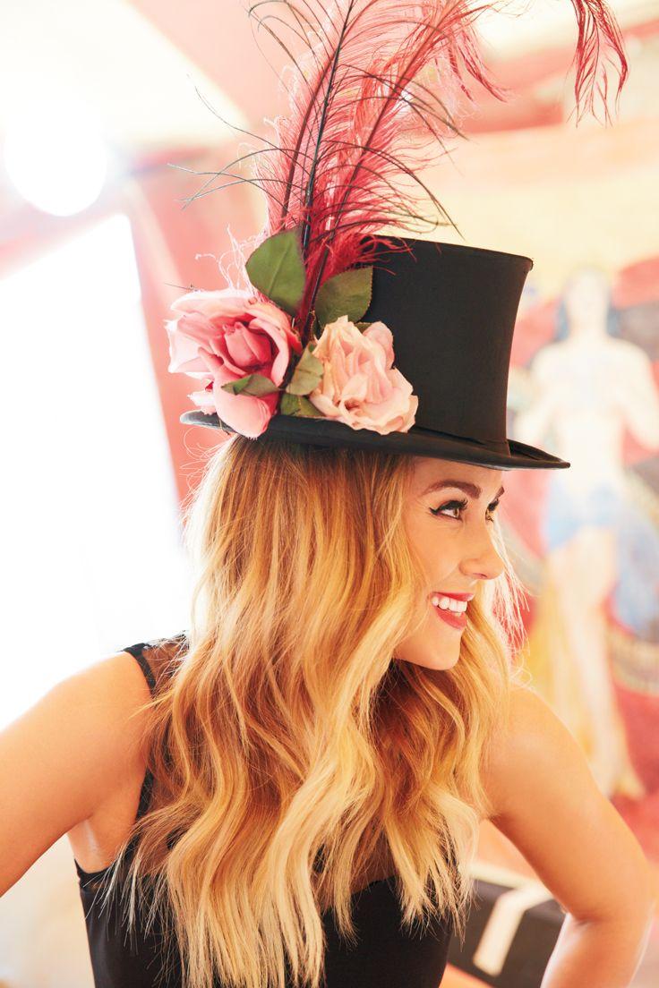 Little black dress + big black hat. #LCLaurenConrad #Kohls | LC ...