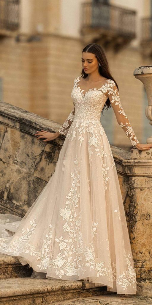 Romantic Bridal Gowns Perfect For Any Love Story ★ #bridalgown #weddingdress