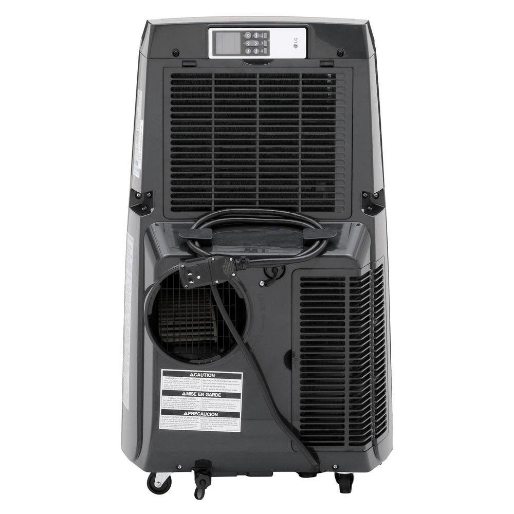 Lg 7 000 Btu 12 000 Btu Ashrae Portable Air Conditioner 115 Volt W Dehumidifier Function Factory Refurbished Walmart Com In 2020 Air Conditioner Portable Air Conditioner Dehumidifiers