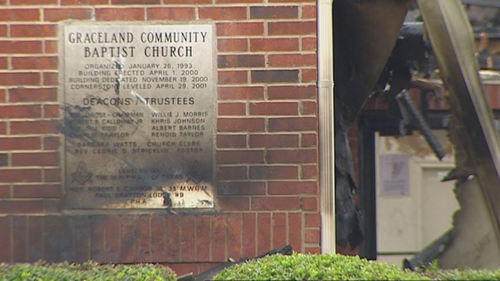Arson investigators search for cause of fire at