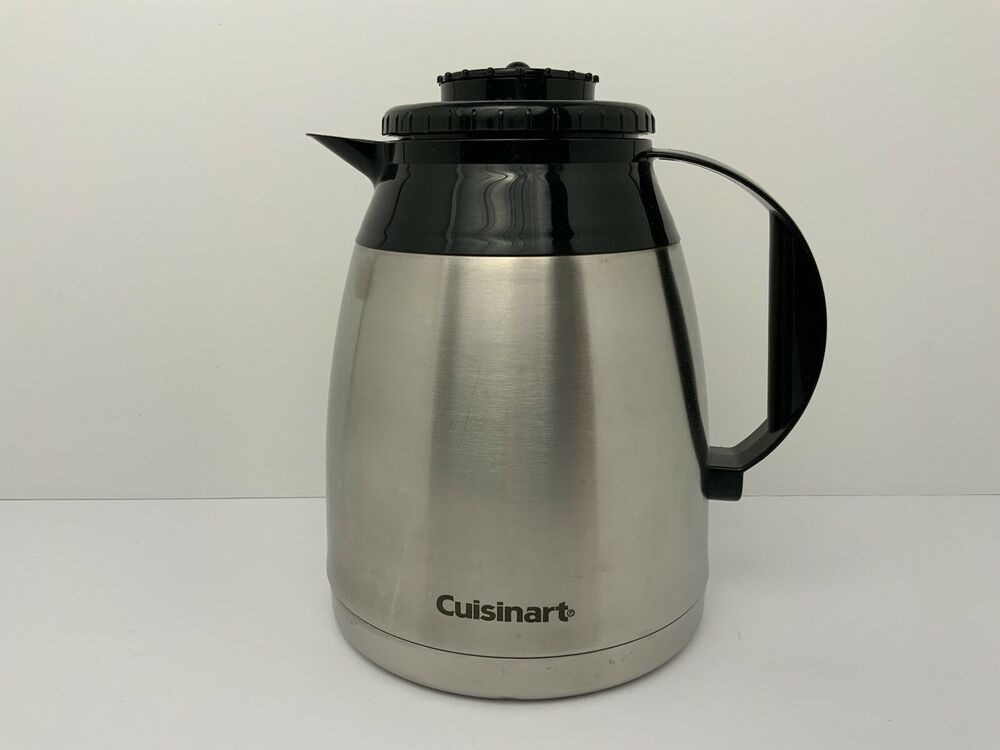 Cuisinart 12 cup stainless steel thermal carafe for dtc