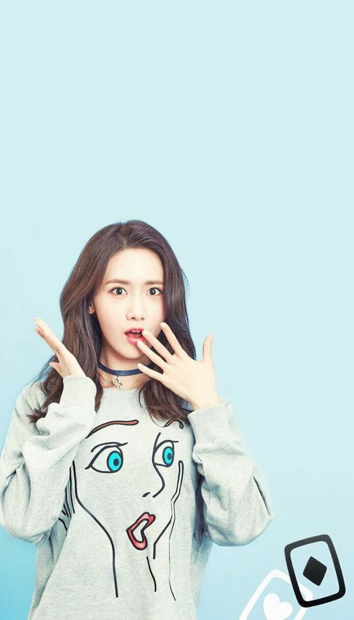Yoona Wallpaper Yoona 윤아snsd Pinterest Yoona Kpop Y Snsd