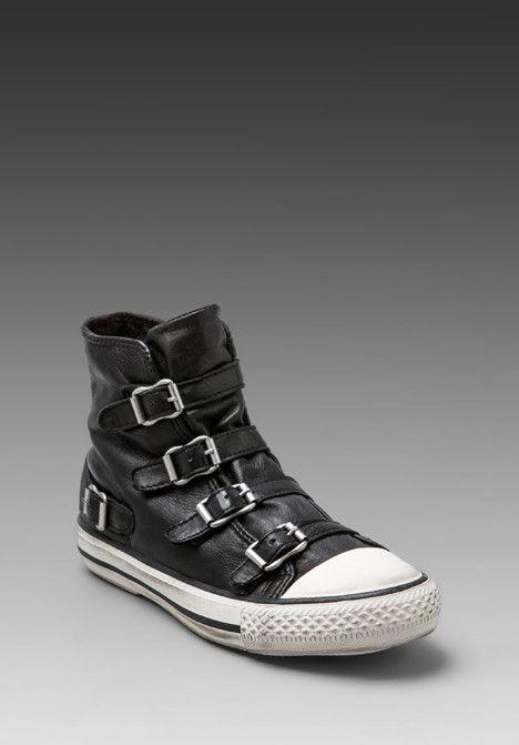 Ash Virgin Sneaker in Black from REVOLVEclothing.com