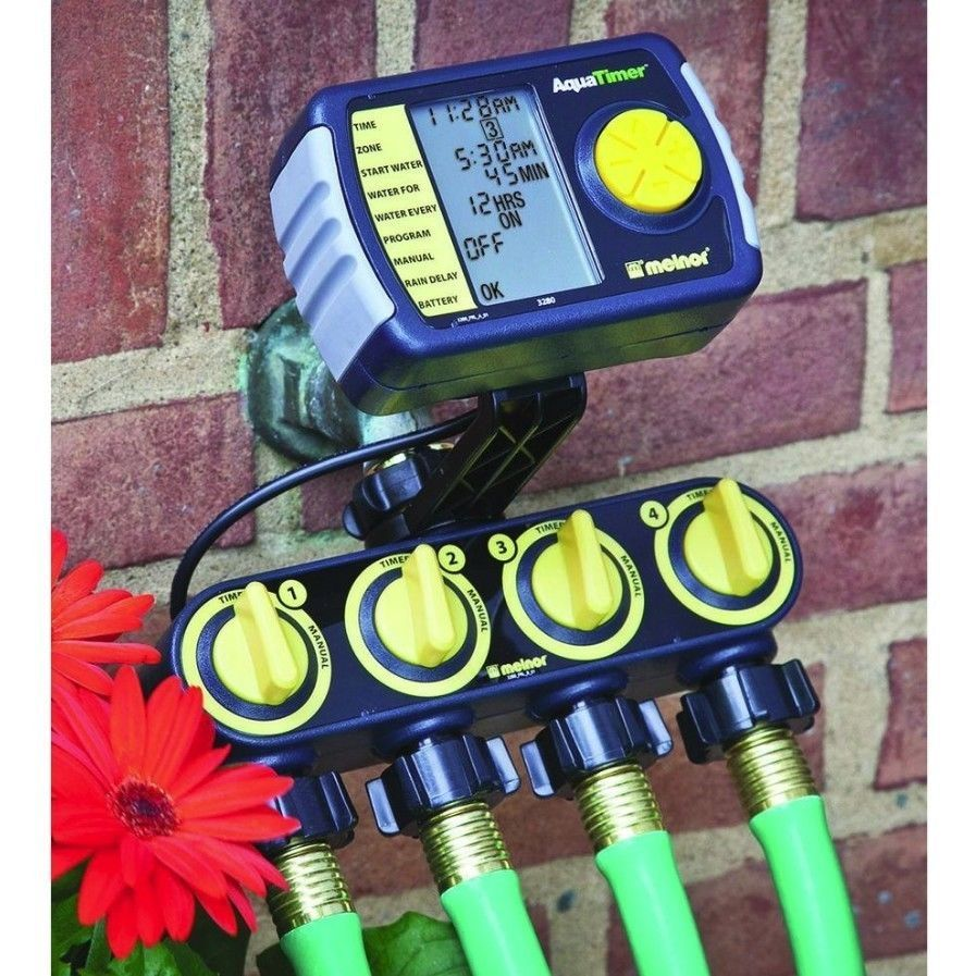 8eca04210a56e22dc6b07f87f1c04df8 - Gardena Easy Control Water Timer Manual