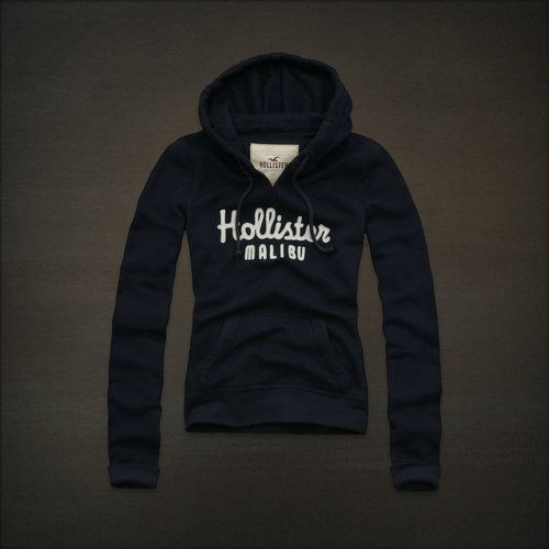 Details About NWT Hollister Womens Hoodie Boomer Daley