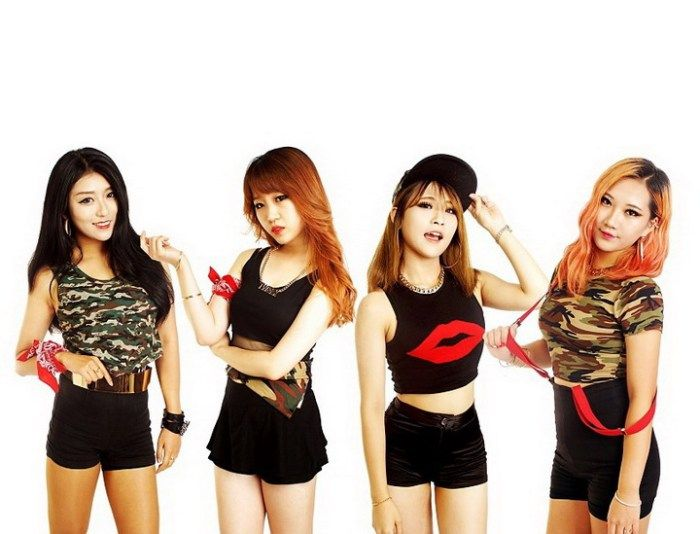 576e73cb76 A.H.H.A is a South Korean Girl Group formed by YellOCean in 2015. Dança Jazz