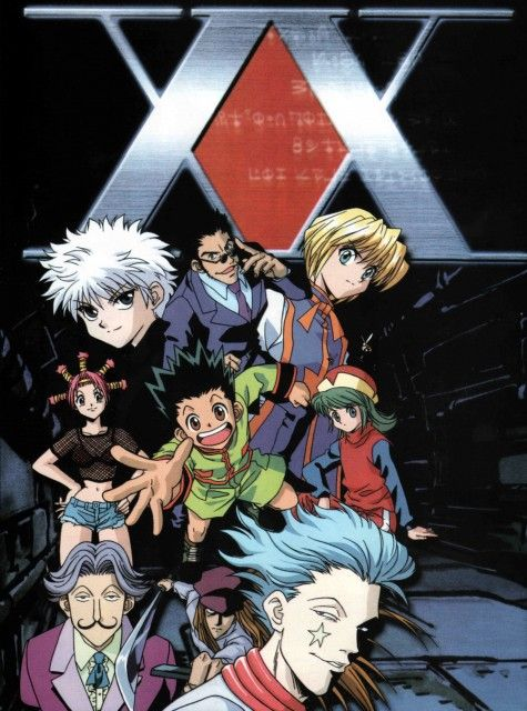 Hunter X Hunter Iphone Wallpaper Ipcwallpapers Hunter Anime Anime Wallpaper Anime