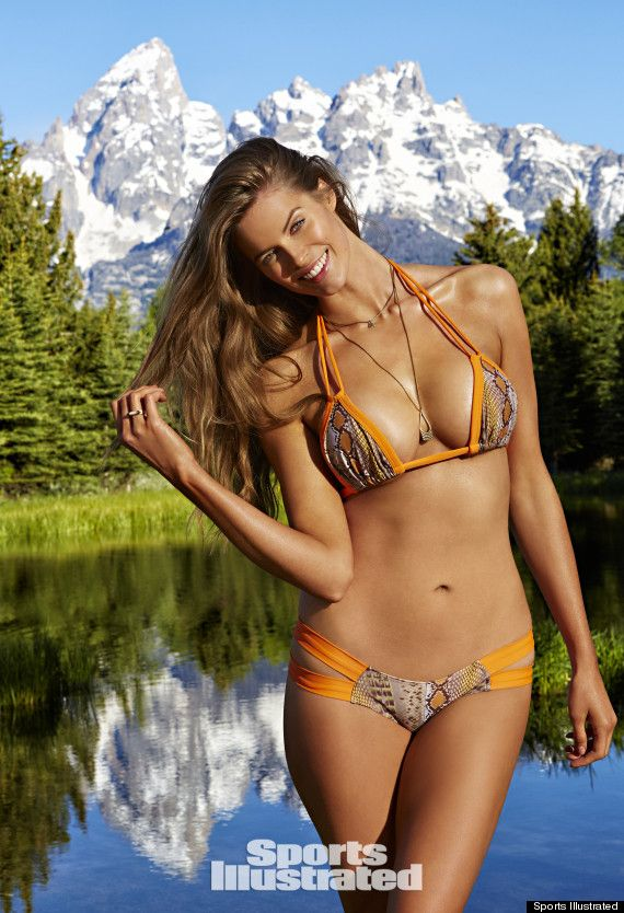 robyn lawley is sports illustrated's first official plus-size