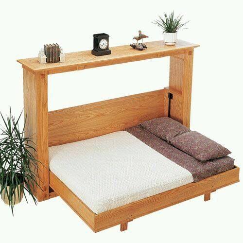 Cama Plegable Muebles Para Espacios Reducidos Muebles Plegables Muebles Multifuncionales