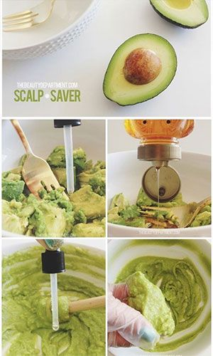 Diy hair mask recipes healthy hair hacks tips tricks pictures forumfinder Images