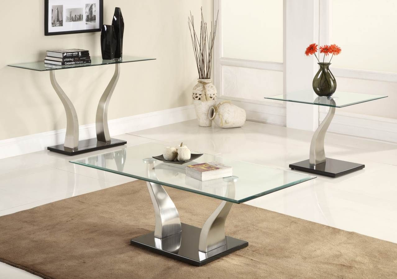 Home Elegance Atkins Chrome Cocktail Table With Glass Top Coffee Table Setting Coffee Table Glass Cocktail Tables [ 900 x 1278 Pixel ]