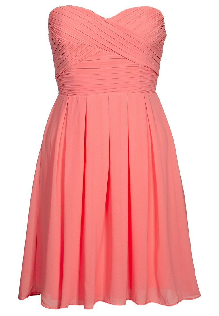 ADITI - Cocktailkleid/festliches Kleid - sherbert | Tfnc, Formal ...