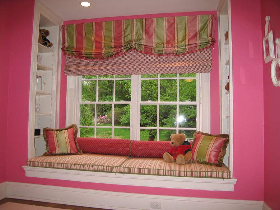 I have a little obsession with bay windows just a heads for Upstairs bedroom ideas