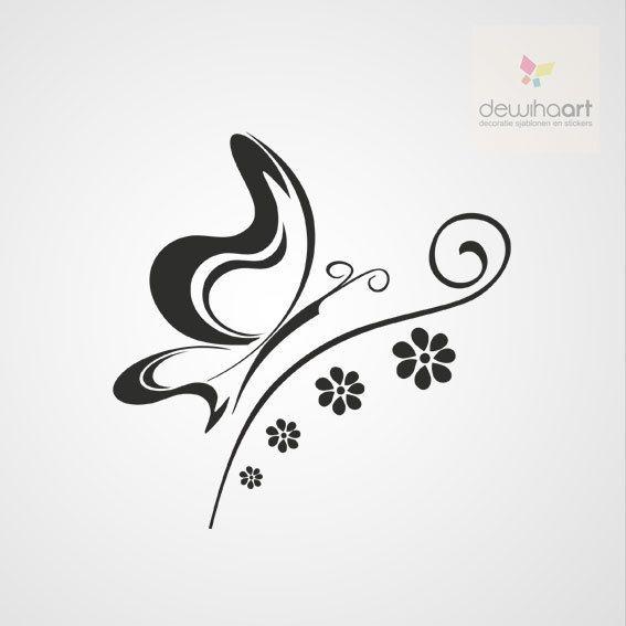 Sjabloon bloem kinderkamer google zoeken calligraphy for Kinderkamer versiering