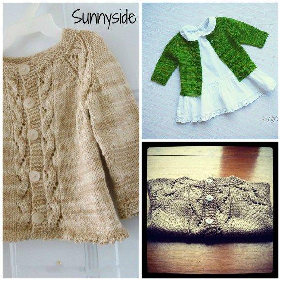 sunnyside | knit wit | Pinterest | Patrón libre, Ravelry y Tejido de ...