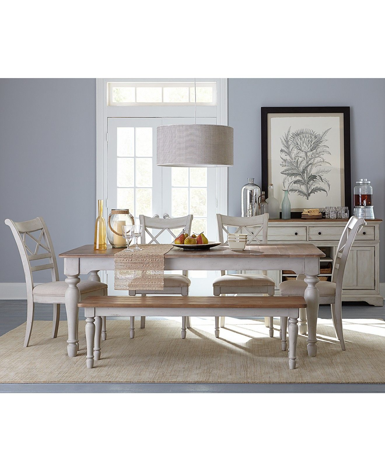 Www Macyfurniture: Montauk Dining Furniture Collection