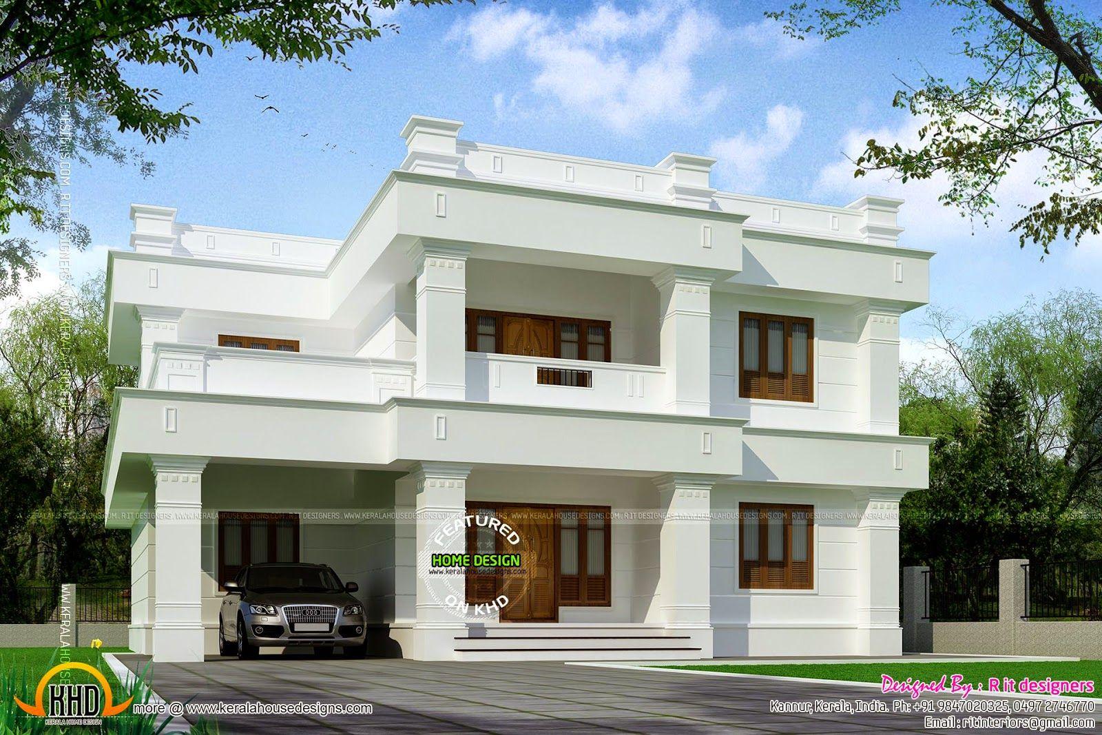 Simple Flat Roof House Designs Coastal House Plans Rooftop Design Flat Roof House Designs