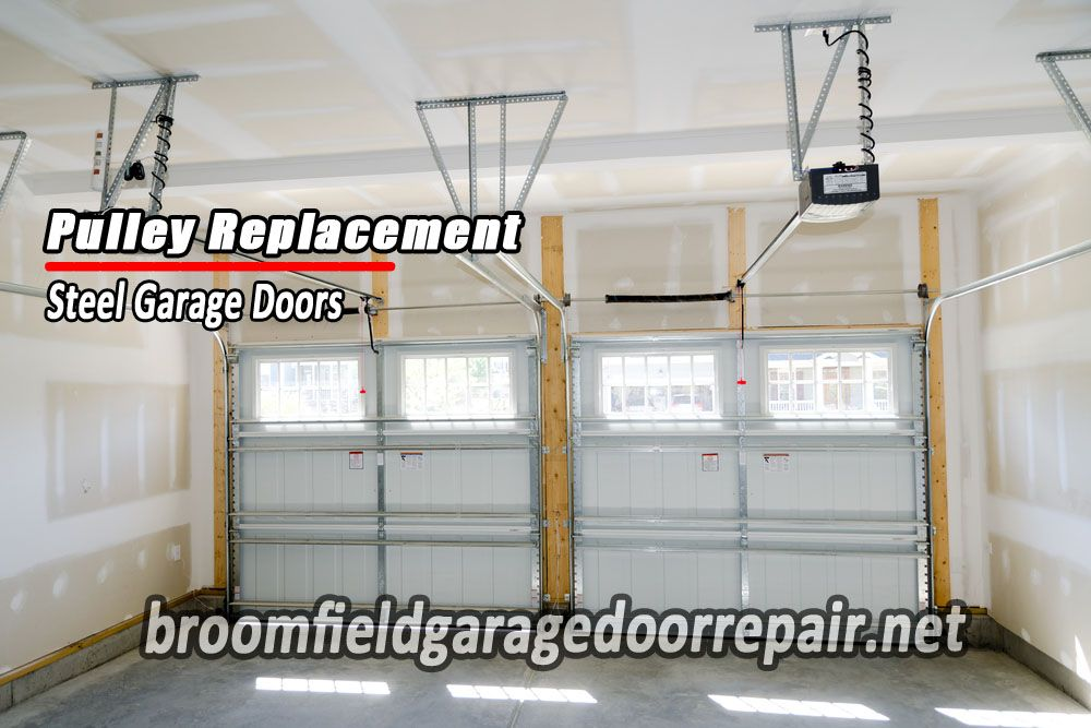 """""""We do more than repair garage doors at Broomfield Garage"""