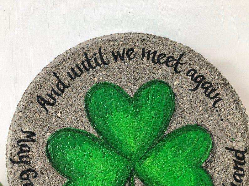 Irish garden memorial stone will touch the hearts of many