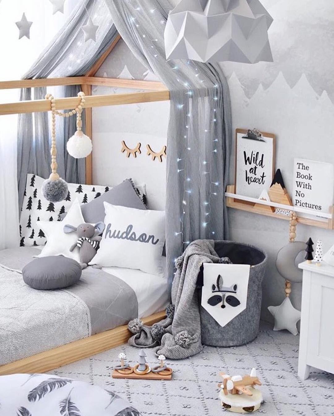 Un claro ejemplo de una habitación que sigue el Método Montessori
