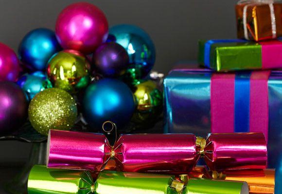 El color block llega a Navidad