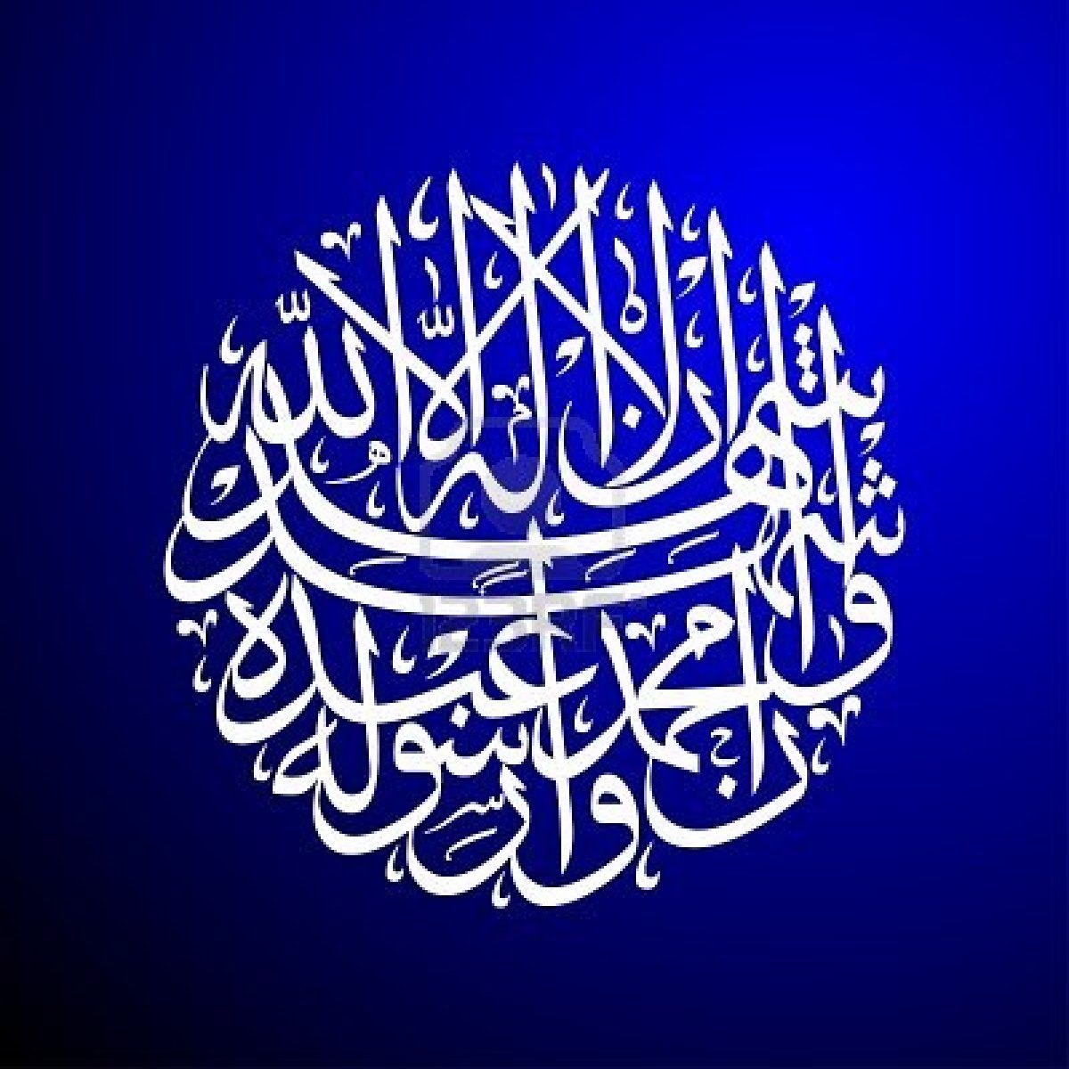 "It means: ""I testify that there is no god but Allah and I testify that Muhammad is Allah's servant and messenger"""