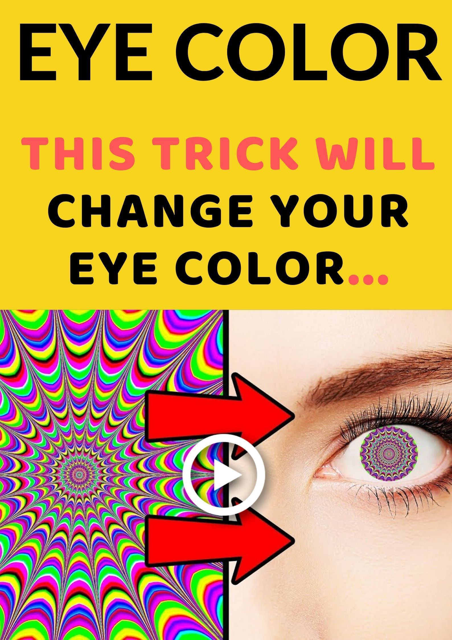 eye change illusions knowledge visual banana collected smart