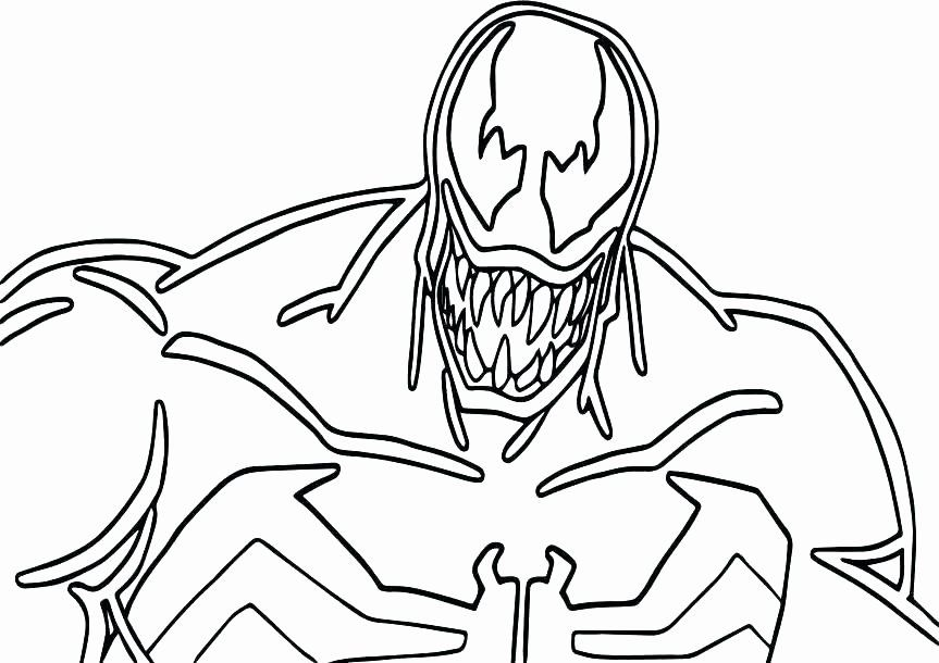 Venom Coloring Pages Printable Elegant Printable Venom Coloring Pages For Kids And Adults In 2020 Coloring Pages Thanksgiving Coloring Pages Coloring Pages For Kids