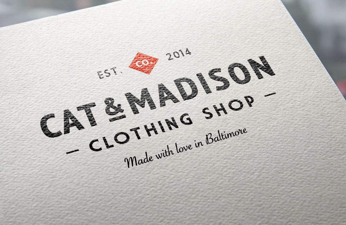 30 Free PSD Logo Mockups for Personal & Commercial Use