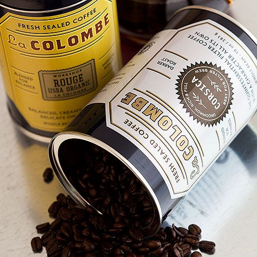 French-American Roasting Company, La Colombe, Focuses On