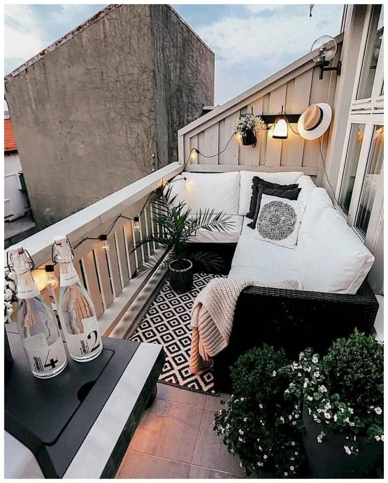 75+ Cozy Apartment Balcony Decorating Ideas « Home Decoration #apartmentbalconydecorating