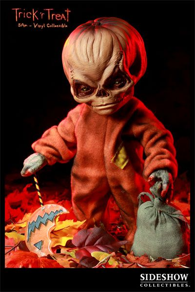Trick r Treat Sam from Sideshow Collectibles.